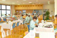 人間ドックセンター 食堂