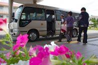 人間ドックセンター 送迎バス